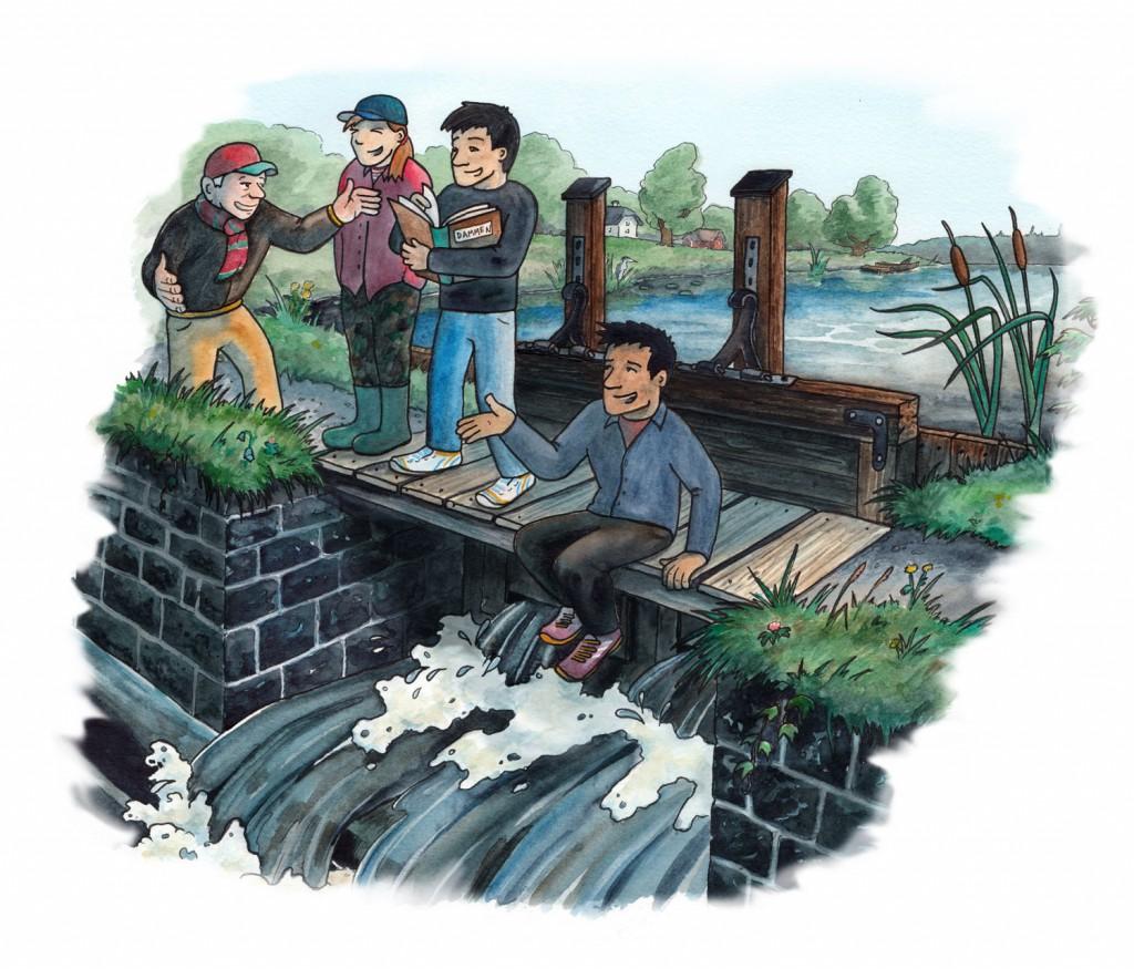 Faktablad om vattenråd, Naturskyddsföreningen Viva Vatten
