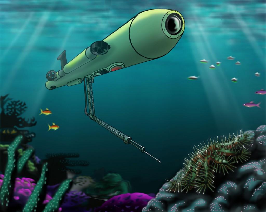 Illustration till artikel om automatiserad skadedjursbekämpning